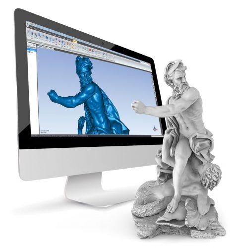 Geomagic Wrap - Essential 3D Technologies